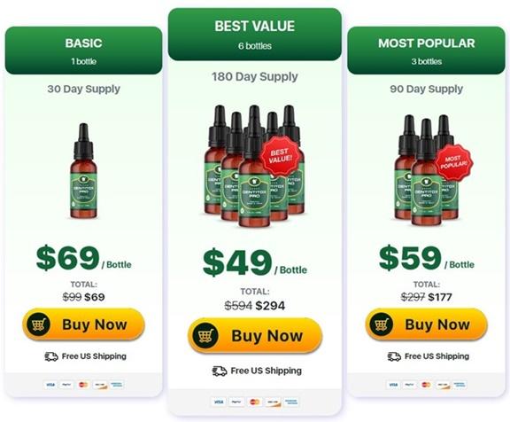 dentitox pro price and discount
